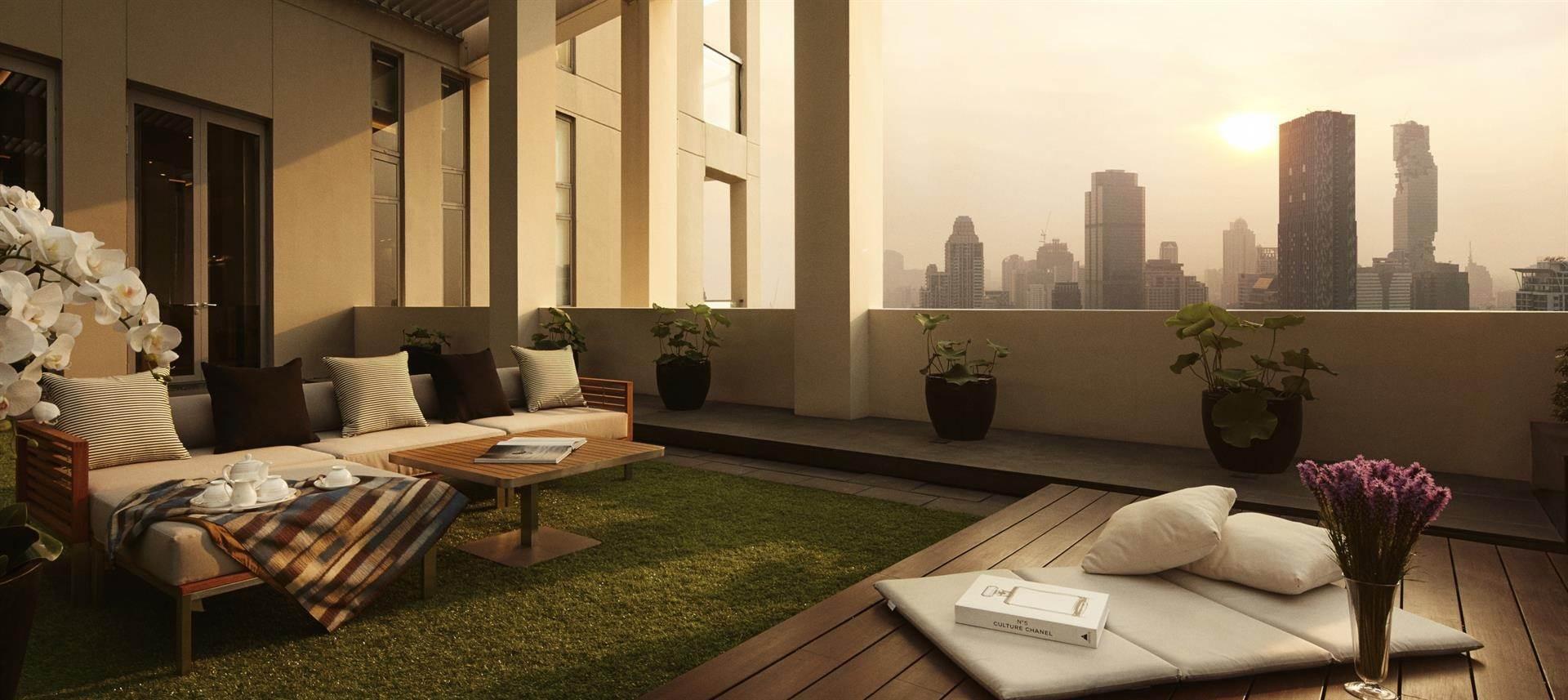 Bangkok Super Luxury Penthouse 4